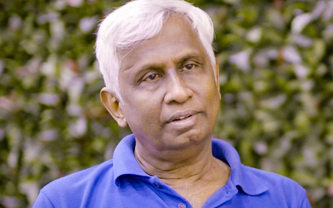 Die Menschen hinter ETS: Lernen Sie Professor Piyasena kennen
