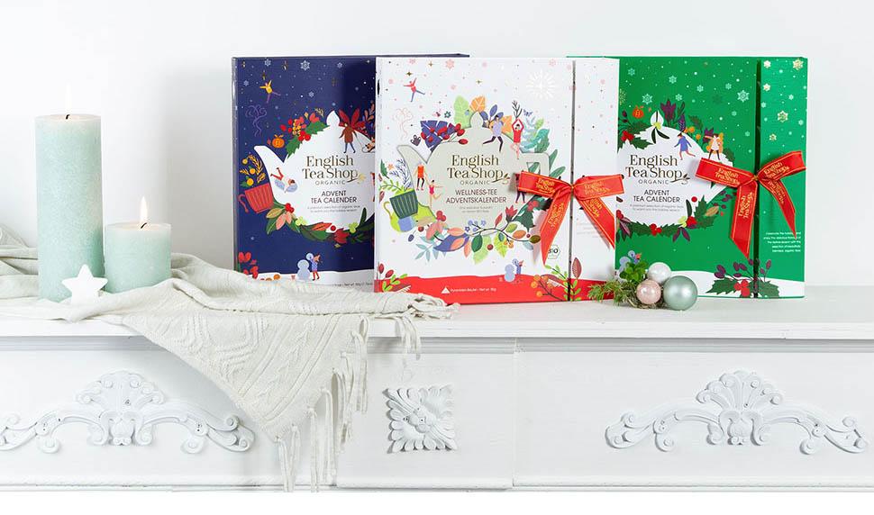 Tee Adventskalender von English Tea Shop: So werden sie hergestellt